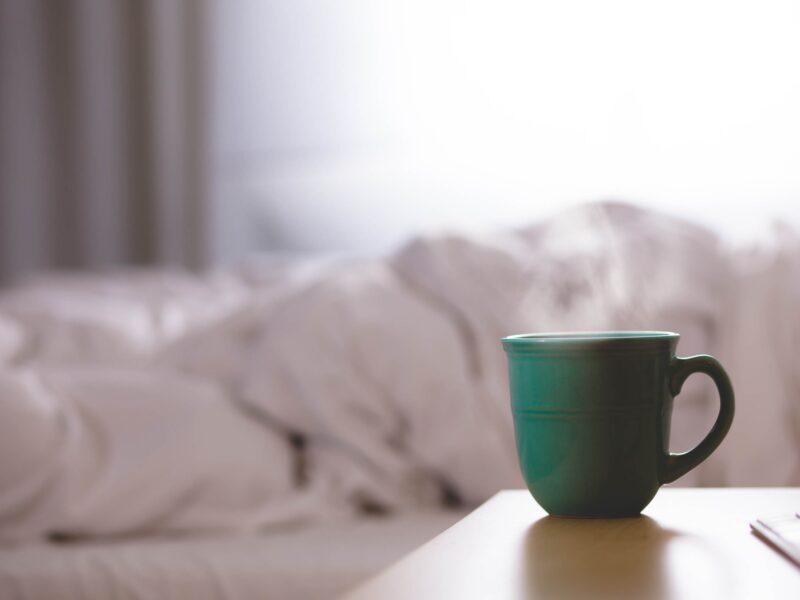 Dricka te med Gud