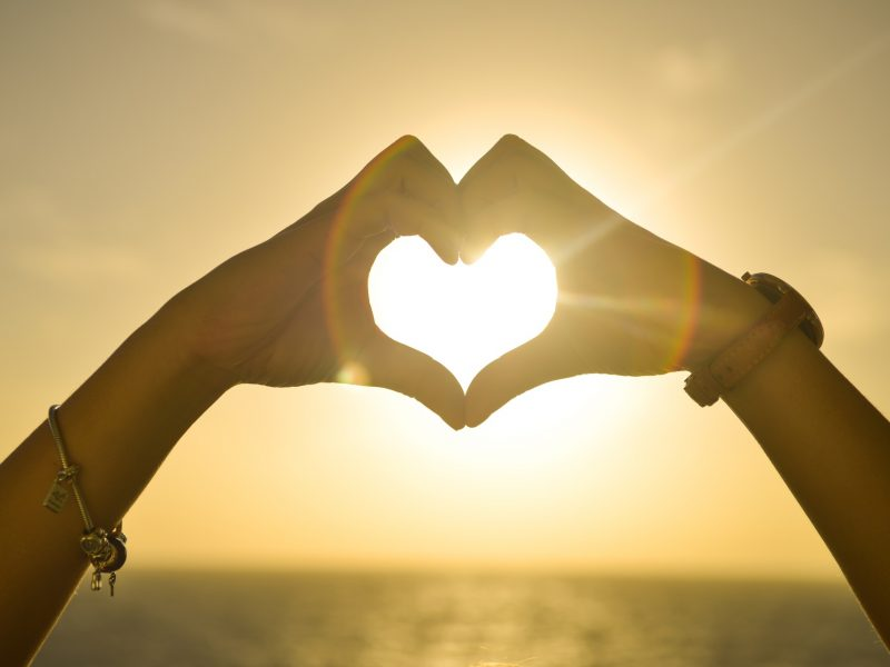 Små saker med mycket kärlek