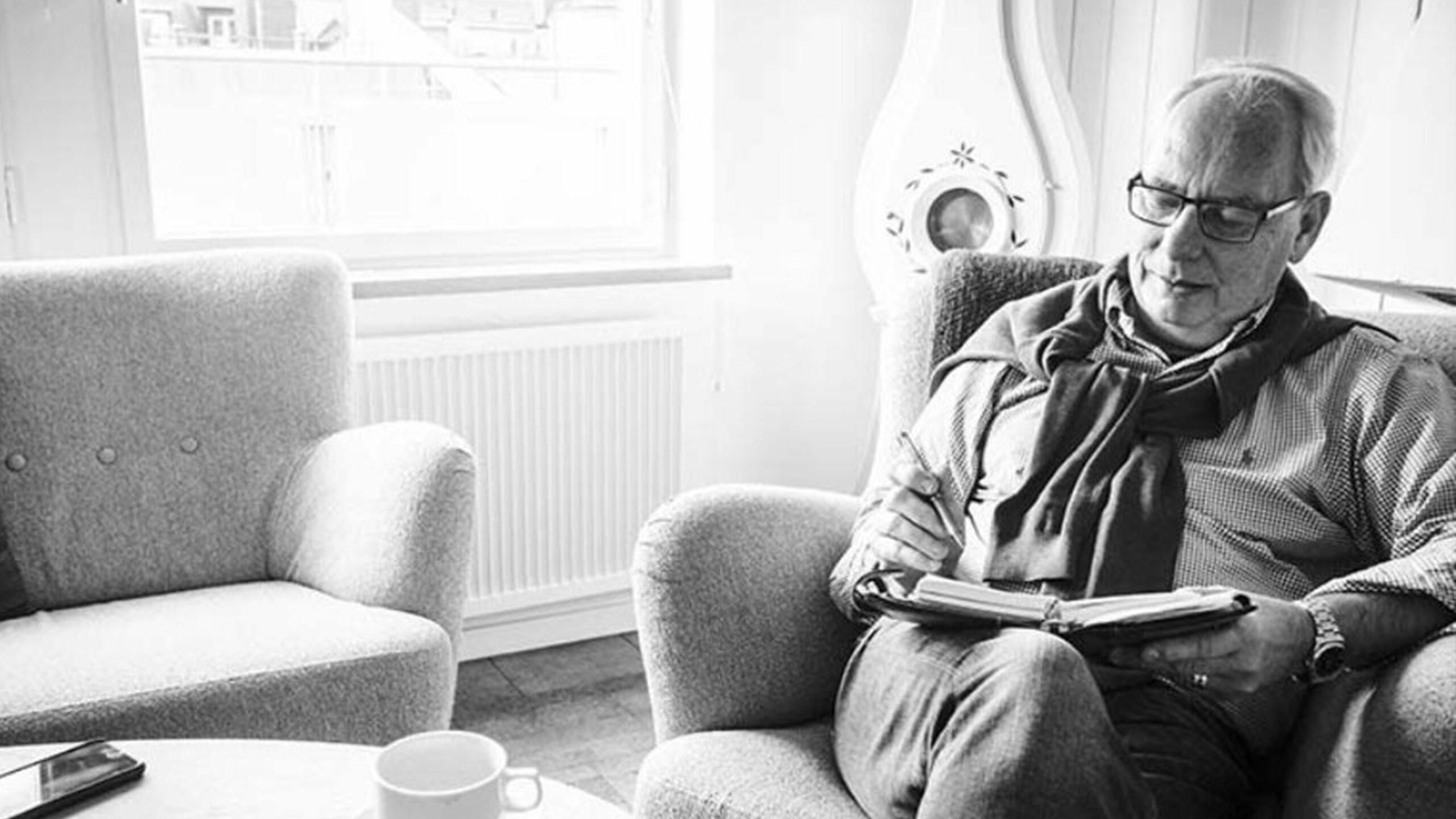 Navigatörernas närvaro hos Svenska Bibelsällskapet
