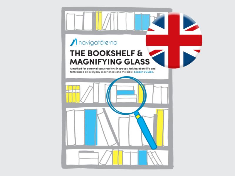The Bookshelf & Magnifying Glass