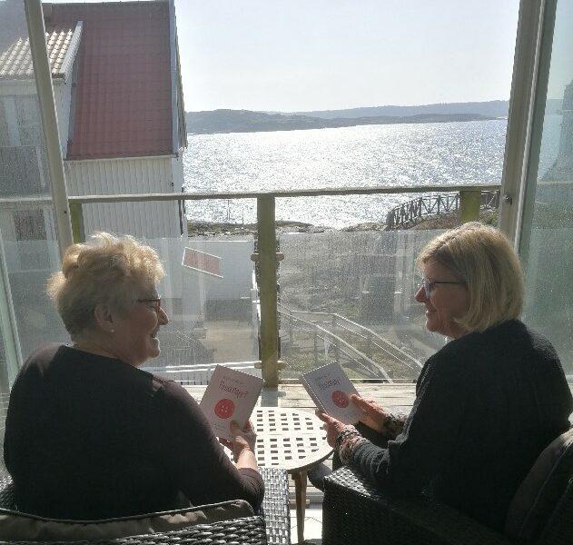 Livsnära samtal på Angelas veranda