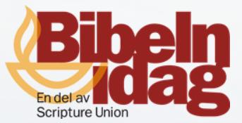 Medverkan i Bibeln Idag's podcast